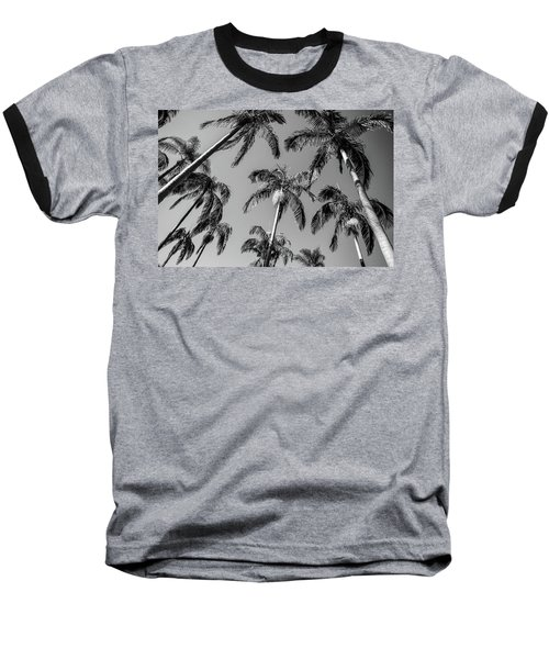 Baseball T-Shirt featuring the photograph Palms Up I by Ryan Weddle