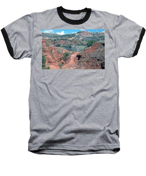 Palo Duro Canyon Baseball T-Shirt