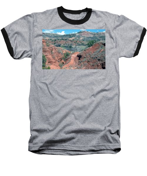 Palo Duro Canyon Baseball T-Shirt