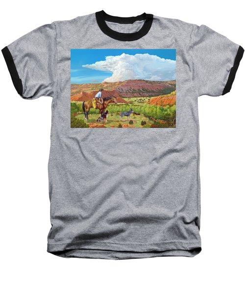 Palo Duro Serenade Baseball T-Shirt