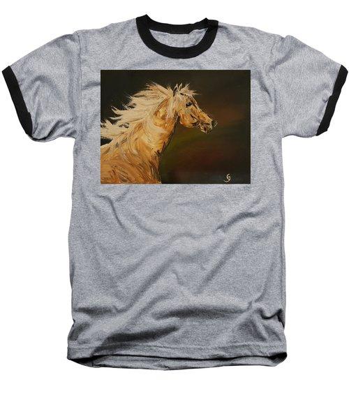 Palomino Running Wild                     85 Baseball T-Shirt