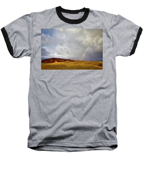 Palouse Rainbow Baseball T-Shirt