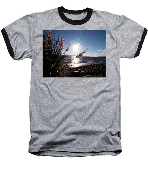 Pampas By The Sea Baseball T-Shirt