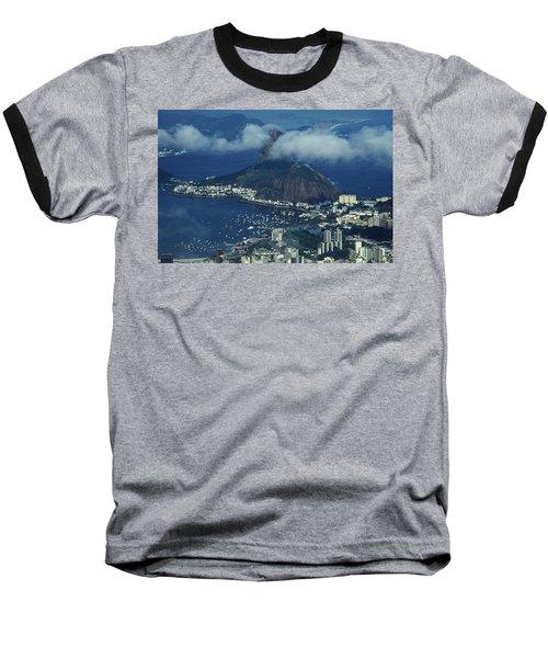 Pan De Azucar - Rio De Janeiro Baseball T-Shirt