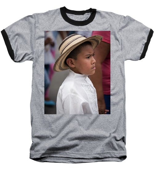 Panamanian Boy Baseball T-Shirt