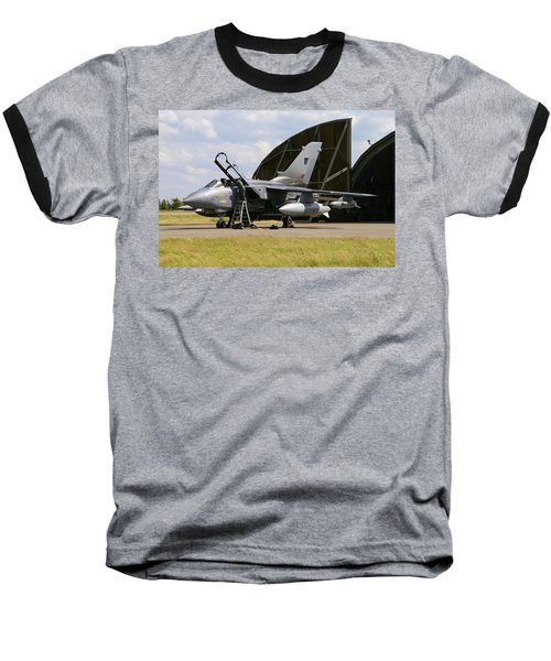 Panavia Tornado Gr4 Baseball T-Shirt by Tim Beach