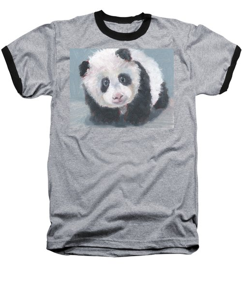Panda For Panda Baseball T-Shirt
