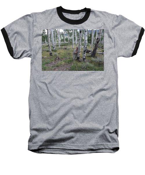 Pando  Baseball T-Shirt
