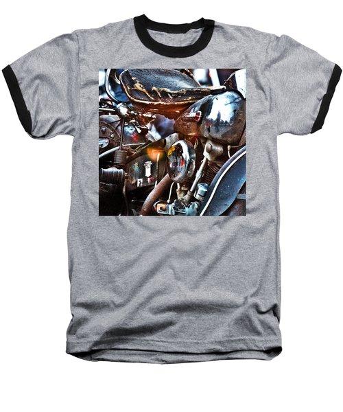 Panhead 1 Baseball T-Shirt