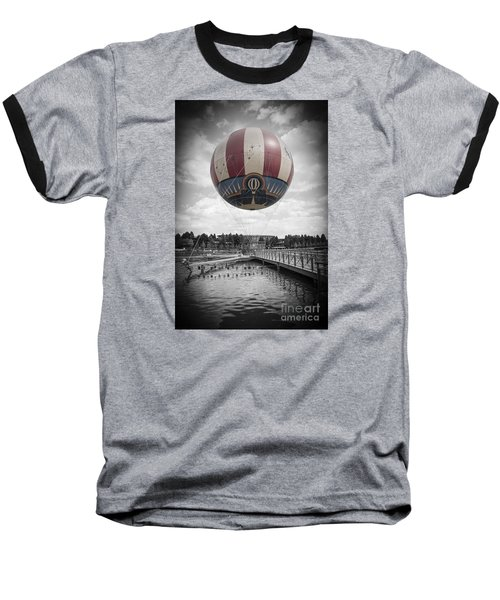 Panora Magique Baseball T-Shirt by Roger Lighterness