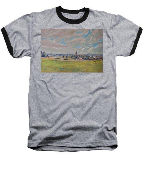 Panorama Maastricht Baseball T-Shirt