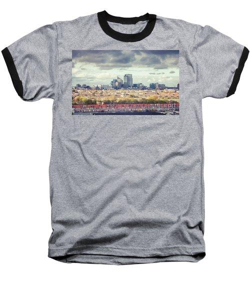 panorama of the Hague modern city Baseball T-Shirt