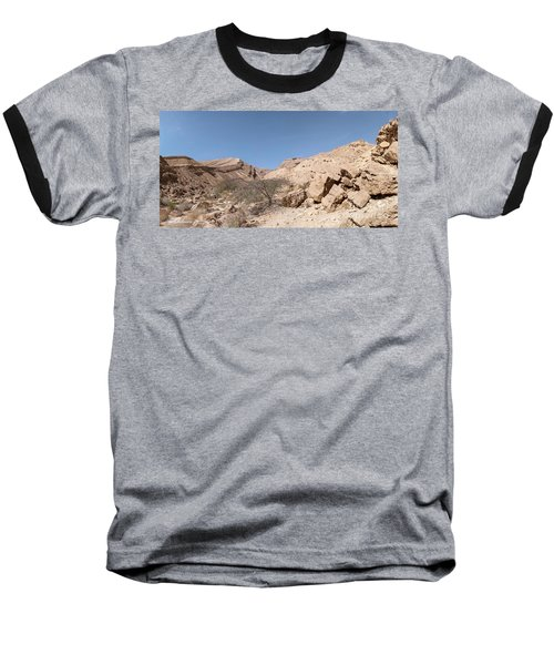 Panorama On Genesis Land 03 Baseball T-Shirt