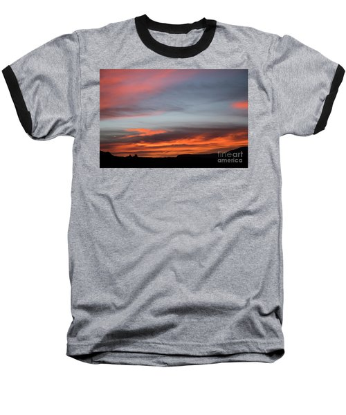 Panorama Point View Capital Reef Baseball T-Shirt