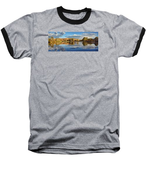 Panoramic Reflections Baseball T-Shirt