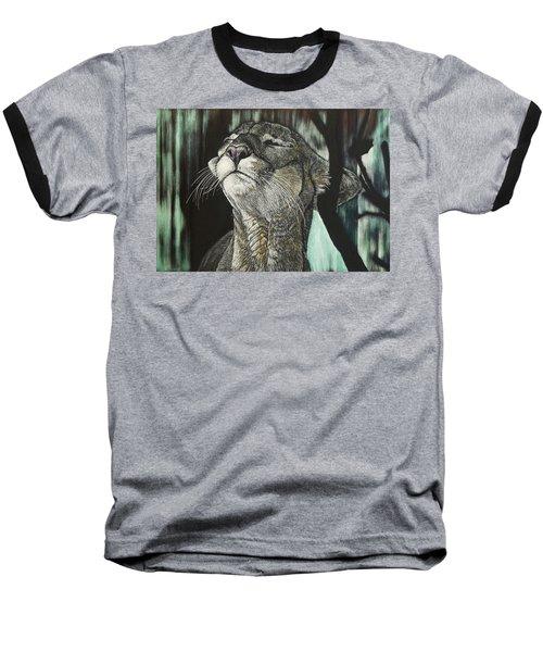 Panther, Cool Baseball T-Shirt