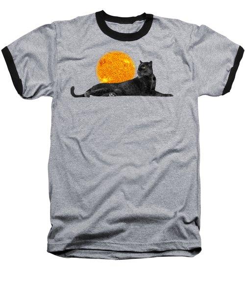 Panther No 01 Baseball T-Shirt