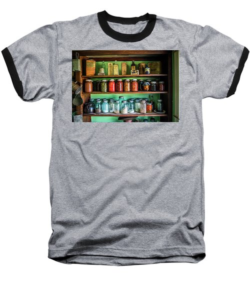 Baseball T-Shirt featuring the photograph Pantry by Paul Freidlund