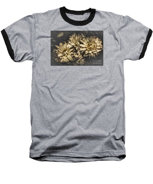 Baseball T-Shirt featuring the photograph Paper Flowers by Jorgo Photography - Wall Art Gallery