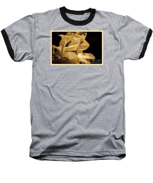 Paper Petals Baseball T-Shirt