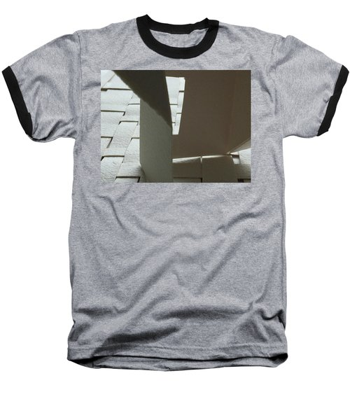 Paper Structure-1 Baseball T-Shirt