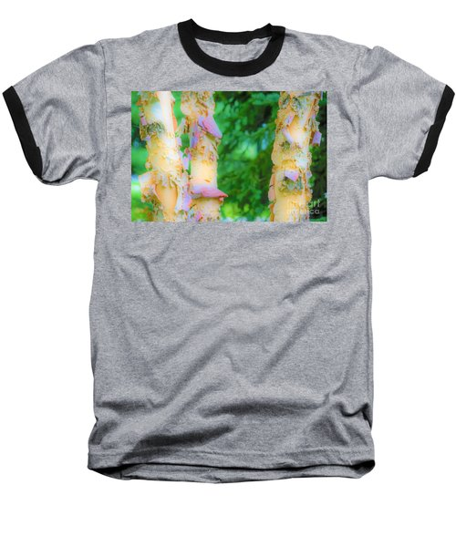 Paper Thin Bark Baseball T-Shirt