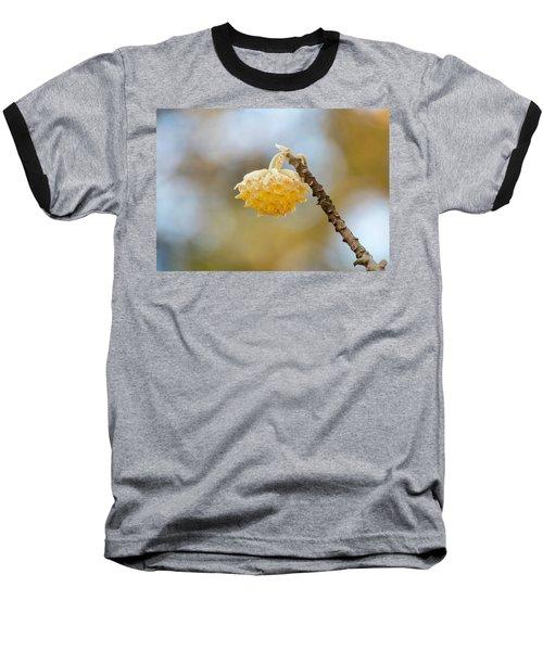 Paperbush Flower Baseball T-Shirt