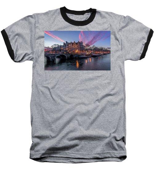 Papiermolensluis Baseball T-Shirt