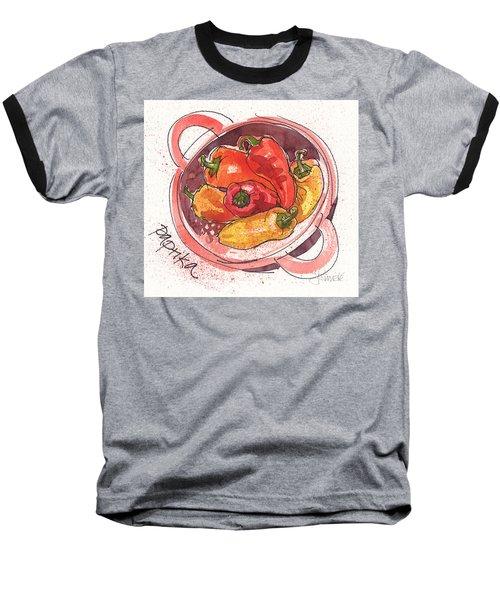 Paprika Baseball T-Shirt