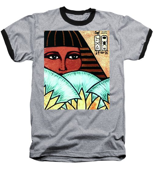 Papyrus Girl Baseball T-Shirt