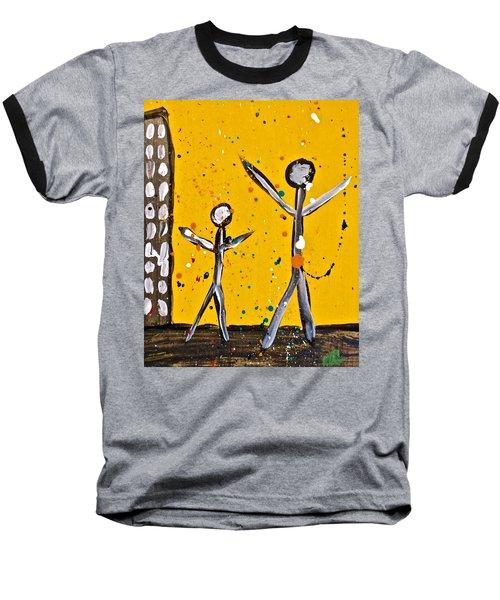 Parades 1 Baseball T-Shirt