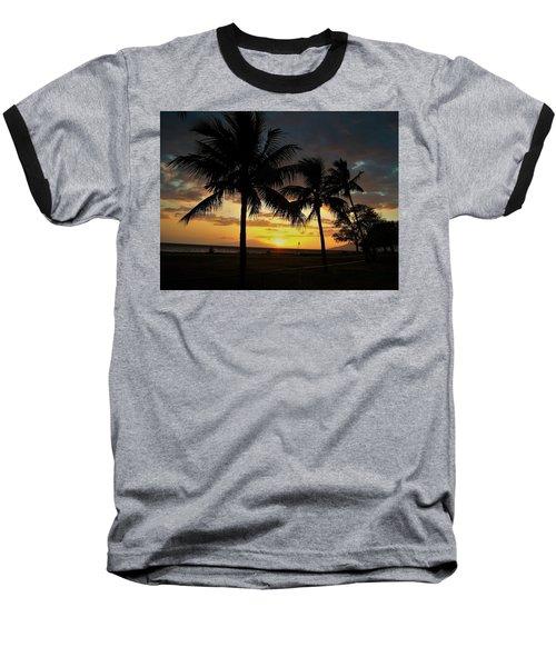 Paradise Baseball T-Shirt
