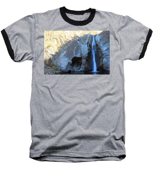 Paradise Falls Baseball T-Shirt