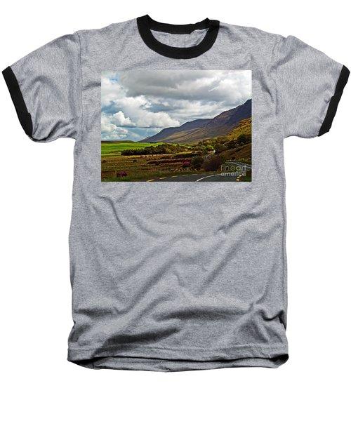 Paradise In Ireland Baseball T-Shirt