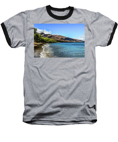 Paradise Baseball T-Shirt by Joann Copeland-Paul