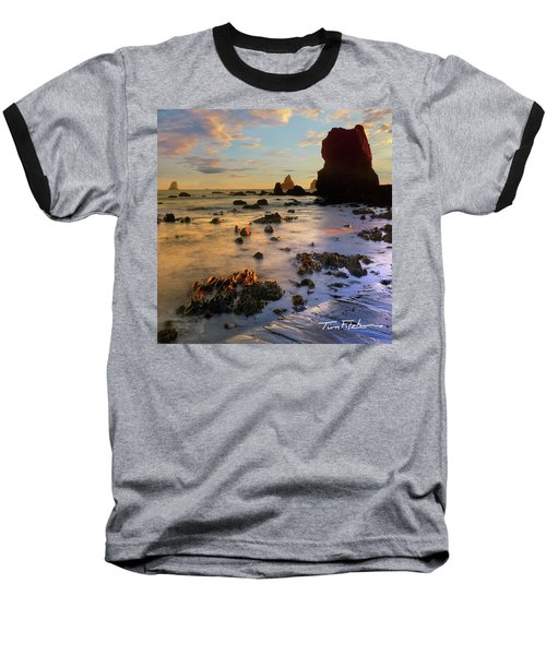 Paradise On Earth Baseball T-Shirt