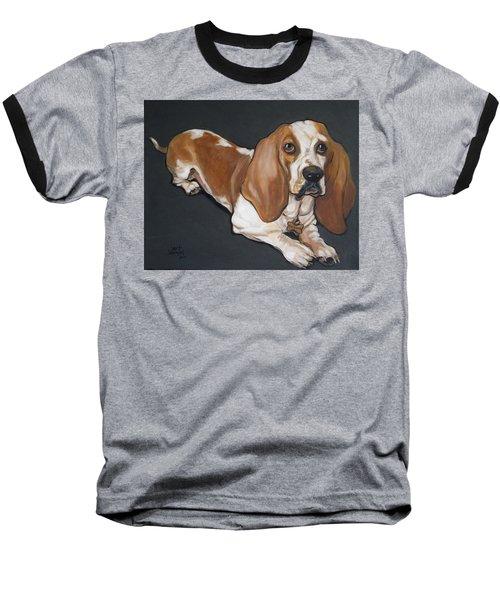 Pardner Baseball T-Shirt by Jeanette Jarmon