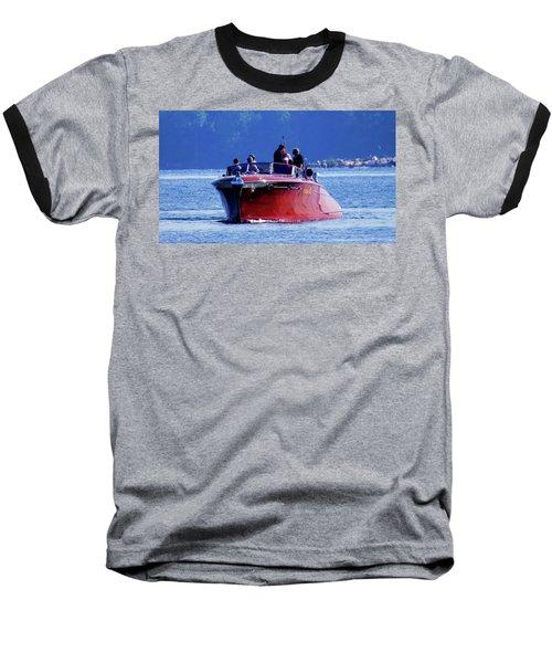 Pardon Me Baseball T-Shirt
