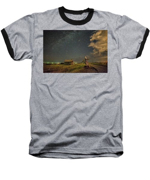 Pareidolia  Baseball T-Shirt