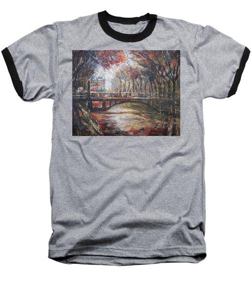 Paris - 6 O' Clock In The Morning Baseball T-Shirt