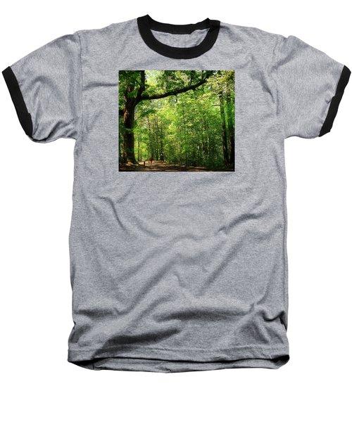 Paris Mountain State Park South Carolina Baseball T-Shirt