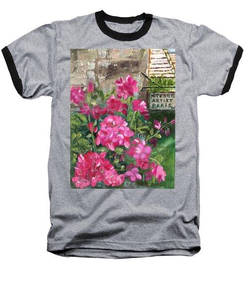 Paris, Wisconsin Baseball T-Shirt