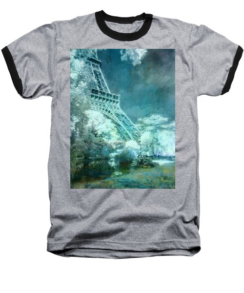 Parisian Dream Baseball T-Shirt