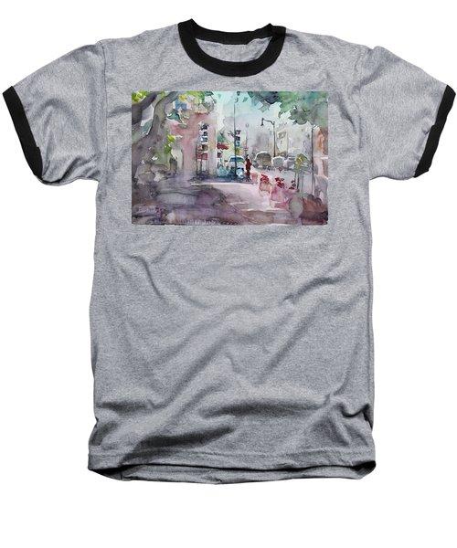 Park Avenue 2 Baseball T-Shirt
