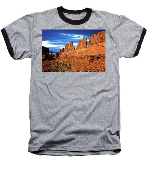 Park Avenue Baseball T-Shirt