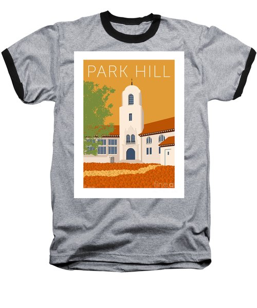 Park Hill Gold Baseball T-Shirt