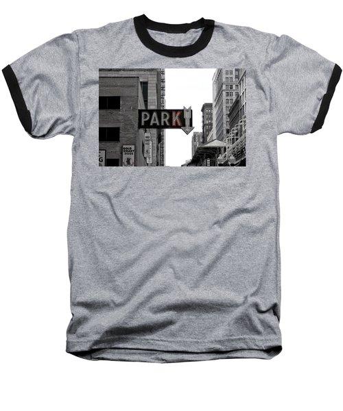 Park Baseball T-Shirt