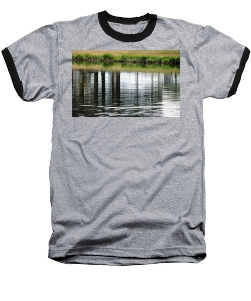 Park Reflections Baseball T-Shirt