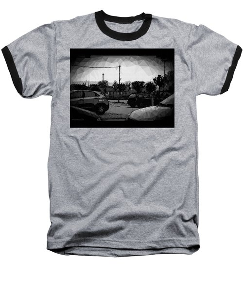 Parking Baseball T-Shirt by Mimulux patricia no No