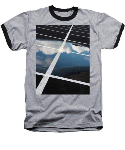 Parking Spaces For Clouds Baseball T-Shirt